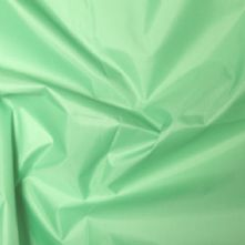 Rip-Stop Waterproof Mint Green Fabric 100cm Wide x 0.5m